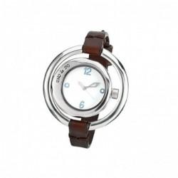 A Tiempo Reloj Cuero