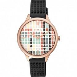 Tartan Reloj Silicona