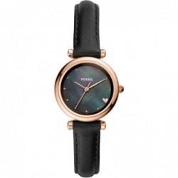 Carlie Mini Reloj Piel...