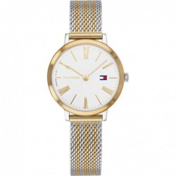 Zendaya Reloj Acero Malla