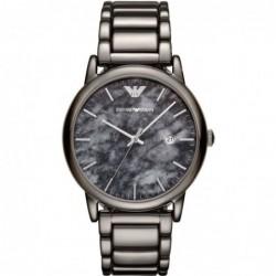 Luigi Reloj Multifuncion Acero