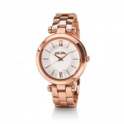 Lady Bubble Reloj Acero