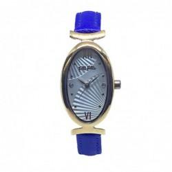 Lady Bloom Reloj Piel