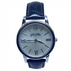 Match Point Reloj Cuero