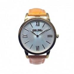 Match Point Reloj Cuero