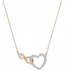 Infinity Heart Collar
