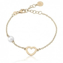Pure Love Pulsera Corazon...