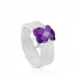 Mesh Color Anillo...