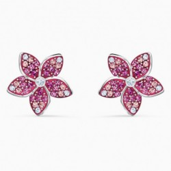 Tropical Flower Pendientes