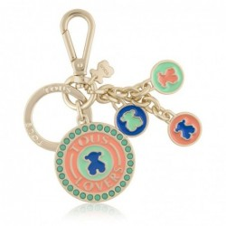 Lovers Medals Llavero