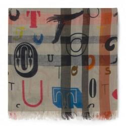 Alicya Letters Foulard