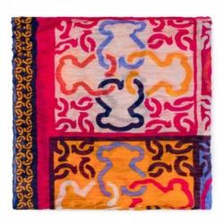 Mossaic XL Plis Pañuelo