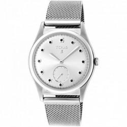 Free Reloj Acero Malla Gemas