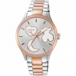Sweet Power Reloj Acero 3...