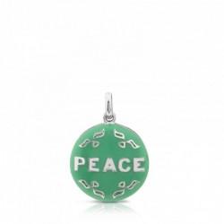 Tanuca Colgante Peace...