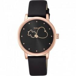 Bear Time Reloj Piel 2 Motivos