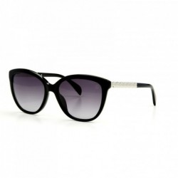 Cat Eye Lineal Gafas De Sol