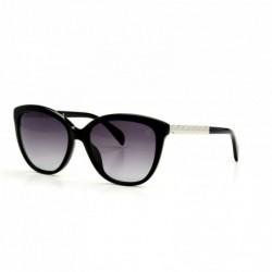 Cat Eye Lineal Gafas De Sol