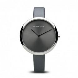 Classic Reloj Piel Satinado...