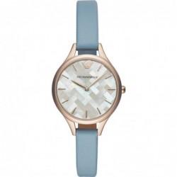 Aurora Reloj Piel