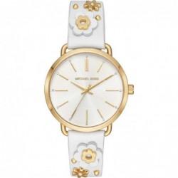 Portia Reloj Piel Flor