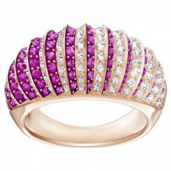Luxury Domed Anillo
